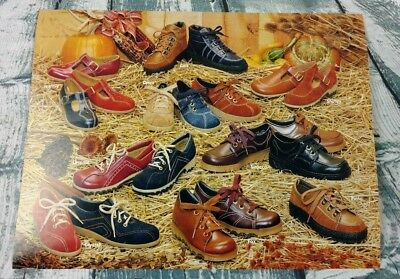 """Buster Brown 1980 Promotional Advertisement For Shoe Styles 8 1/2"""" X 11"""""""