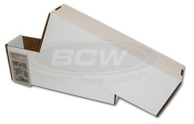 BCW Graded Card Super Vault Storage Box 1 Row PSA, Beckett & Other Graded Cards