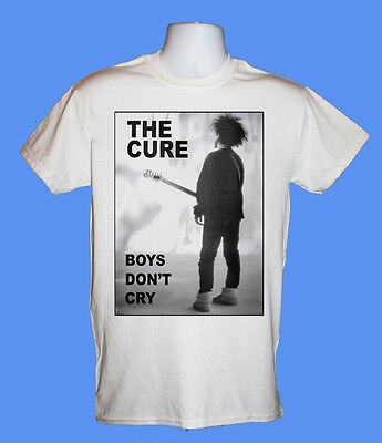 The Cure Boys Dont Cry T-Shirt Indie 80S Vintage Smiths Small Medium Large Xl
