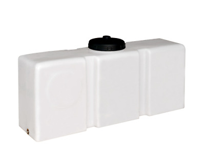 125L Litre Upright Plastic Water Storage Tank - Valeting Window Cleaning Camping