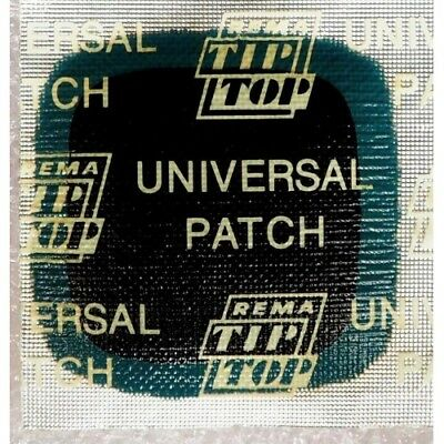 10x Universal Patch UP3. 35 mm REMA TIP TOP Tire patch . HIGH QUALITY. GERMANY.