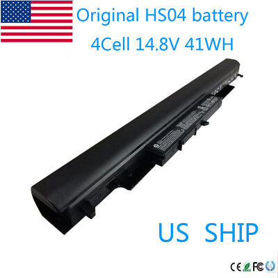 New Genuine HP HS04 HS03 807956-001 807957-001 807612-421 807611-421 Battery OEM