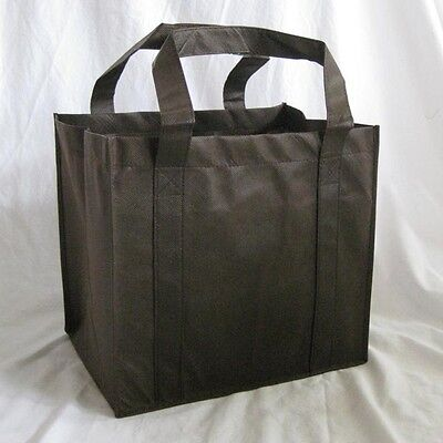 Reusable Grocery Shopping Bags 10 pack--with FREE Shipping and FREE Wine Bag!