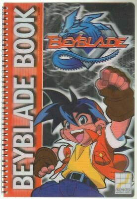 Album Lenticular Cards BEYBLADE BOOK ed. Prominter 2002