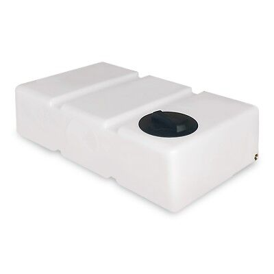 175L Litre Flat Plastic WaterStorage Tank - Valeting Window Cleaning Camping