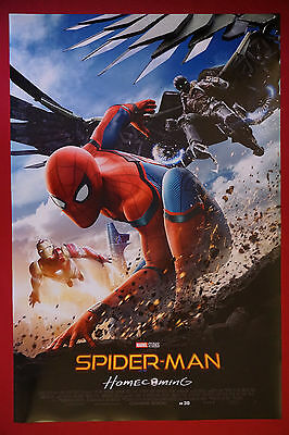 Spider-Man Spiderman Homecoming Marvel Movie Poster 24X36 NEW