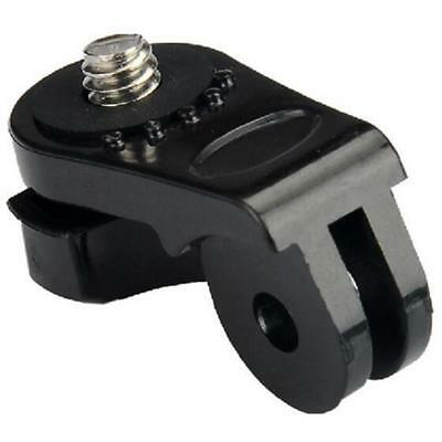 "Universal Conversion Adapter 1/4"" Inch Mini Tripod Screw Mount for GoPro Access"
