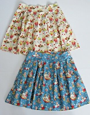 vintage A line skirts Beebop and Wally