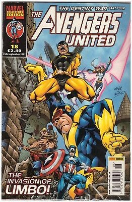 The Avengers United #18 from Marvel/Panini Comics UK
