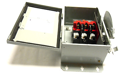 New Eaton Dh362Udk  Heavy Duty Safety Switch