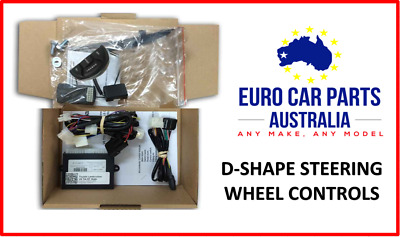 Holden Rg Colorado 2.5 Diesel Cruise Control Kit. 2012 On D-Shape Controls Gm06R