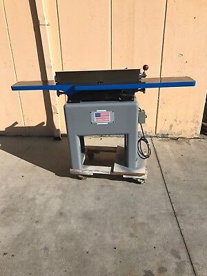 "Davis & Wells 6'' Jointer 120 Volt 62-1/2"" Long Bed"