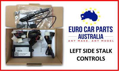Holden Rc Coloardo 3.0L Cruise Control Kit. 2007-2012. L/hand Controls. Iz03S