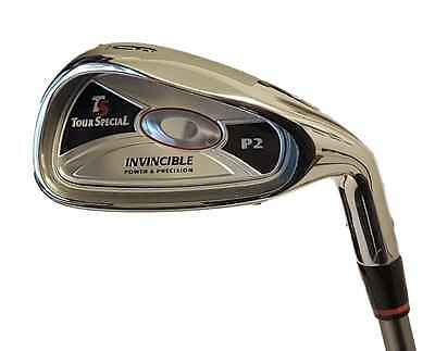 Tour Special Invincible P2 No. 4 Iron - Reg Graphite - Mens Right Hand