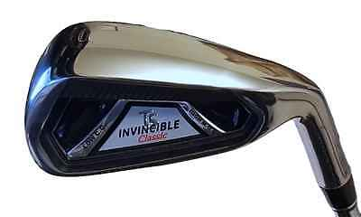 """Tour Special Invincible Classic No 8 Iron - Reg Steel - Mens Right Hand - 1""""over"""