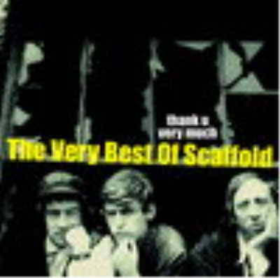 Scaffold-The Very Best Of  (US IMPORT)  CD NEW