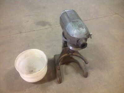 HOBART A-200 COMMERCIAL 20 QT MIXER 120v Works Great. No Bowl. Will Ship.