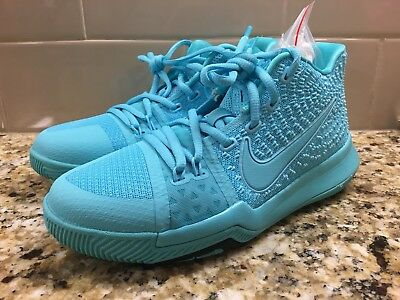 28fac7910dfa NEW Nike Youth Kyrie 3 Size 4Y Basketball Shoes Grade School GS 859466-401
