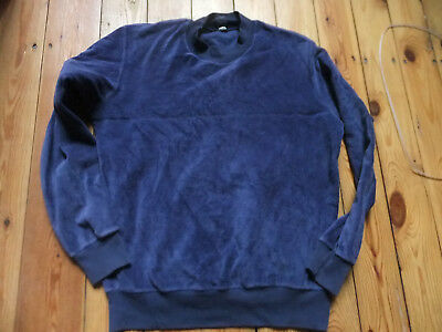 JOCKEY 48 Nicki Pullover Sweater uni Vintage 70er Nicky Velours