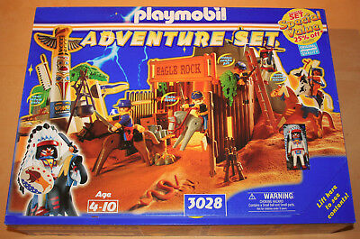 Playmobil 3028 – Fort Eagle Rock, NEU mit OVP
