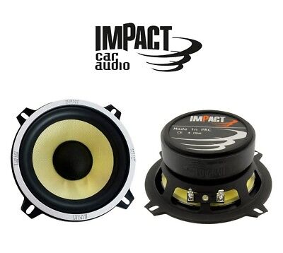 IMPACT GF 5025W COPPIA WOOFER MIDWOOFER 13cm 320W > HIGH POWER