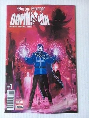 Marvel Comics: Doctor Strange Damnation #1 (2018) - BN