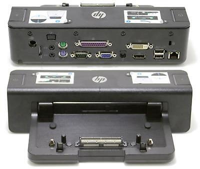 HP Dockingstation HSTNN-I11X USB Port-Replikator Laptop-Dock EliteBook ProBook