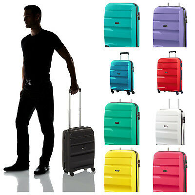 American Tourister Bon Air suitcase 4 wheel spinner small CABIN luggage 55cm