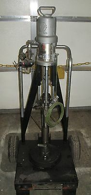 Graco 5 gal Grease Pump For PM Maintenance
