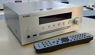 yamaha cd receiver crx e 150 picclick uk. Black Bedroom Furniture Sets. Home Design Ideas