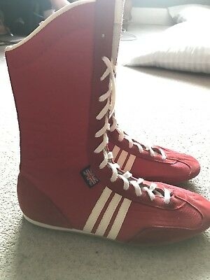 Vintage Boxing Boots