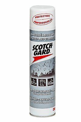 Scotchguard Water Repellent Leather Canvas Suede Shoe Boot Rain Protector 400ml