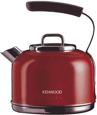 Kenwood Wasserkocher kMix Retro Chili-Rot