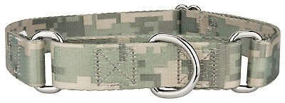 Country Brook Petz™ Martingale Dog Collar - Military and Camo Collection