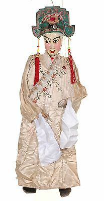 Asian Chinese Handmade Opera String Marionette Puppet Doll 30""