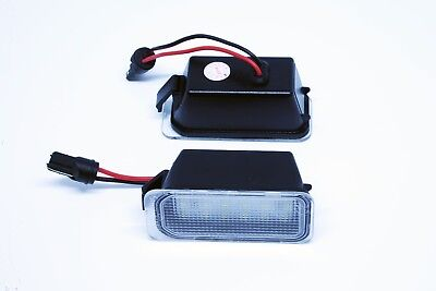 2x PLAFONES DE MATRICULA LED FORD S-MAX CANBUS