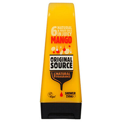 NEW Original Source Mango Shower Gel 250ml