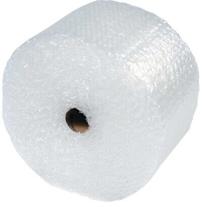 "100 Ft Sealed Air Bubble Wrap® Roll 1/2"" 12"" Wide Perforated Every 12"""