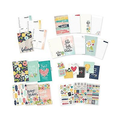 Simple Stories 8905 Faith Planner Insert - NEW FREE SHIPPING