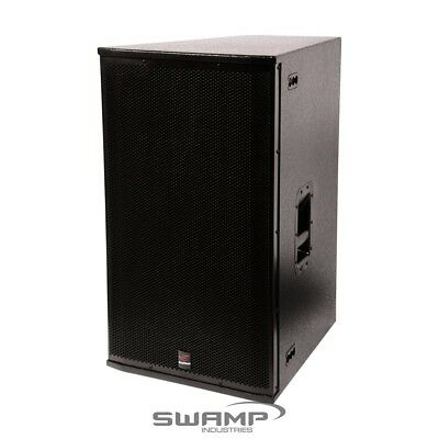 "SWAMP TF-1502 2-way 15"" Passive PA Speaker Front of House Top Box 450W 1100W Max"