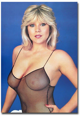 "Samantha Fox Very Sexy 1988 Fridge Magnet Size 2.5"" x 3.5"""