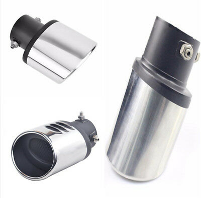 Muffler Tip Exhaust Pipe Cover For Car Styling Vechile Universal Stainless steel