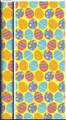 Happy easter gift wrapping paper easter eggs 2m 315 picclick uk happy easter gift wrapping paper easter eggs 2m negle Image collections