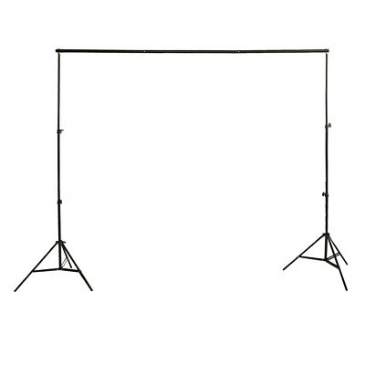 3*2.7m Pro Photo Studio Video Backdrop Background Support System Stand Crossbar