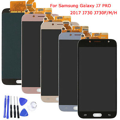 Display LCD Touch Screen Digitizer per Samsung Galaxy J7 PRO 2017 J730F J730M  H