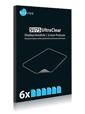 Hasselblad 6 x Transparent ULTRA Clear Screen Protector For Hasselblad H4D-50