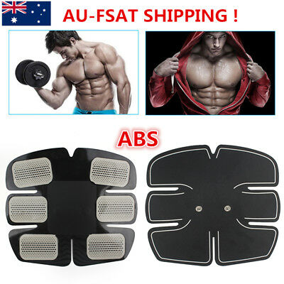 Ultimate Muscle ABS Stimulator Training Gear Trainer Pad Body Gear ABS Exercise!