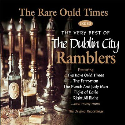 Rare Ould Times: The Very Best Of  (US IMPORT)  CD NEW
