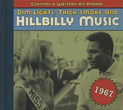 Various - Country & Western Hit Parade - 1967 - Dim Lights, Thick Smoke And H...