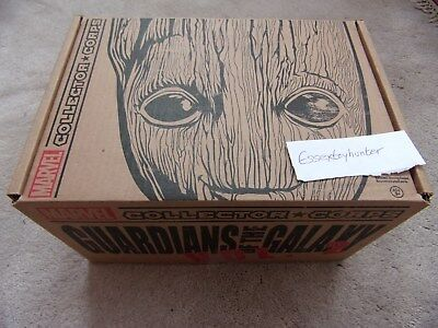 Marvel Collector Corps GUARDIANS OF THE GALAXY VOL 2 Box NEW Funko GOTG2
